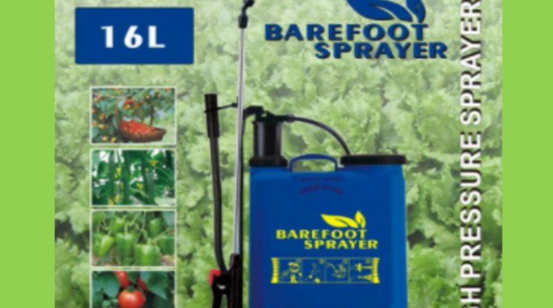BareFoot Sprayer (Knapsack Sprayer – Normal)