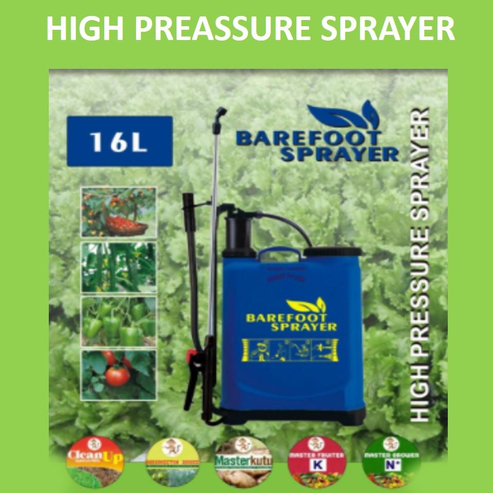 BareFoot Sprayer: Knapsack Sprayer – Normal