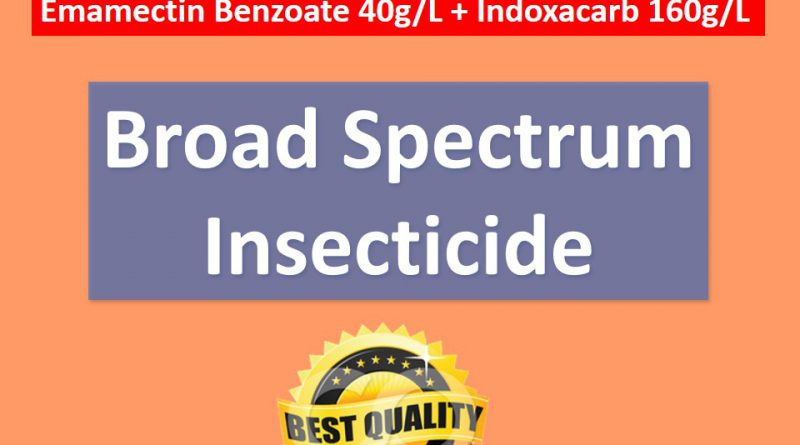 Indomectin 200SC is imulsifiable concentrate insecticide