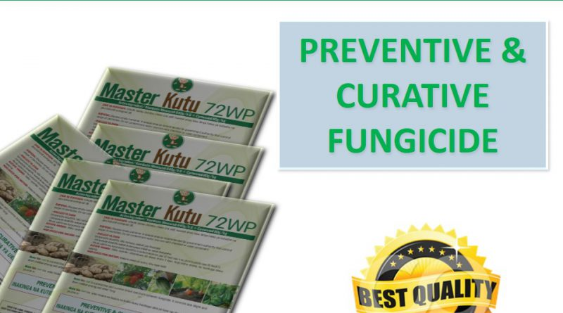 Master Kutu is a protective and curative broad spectrum systemic fungicide